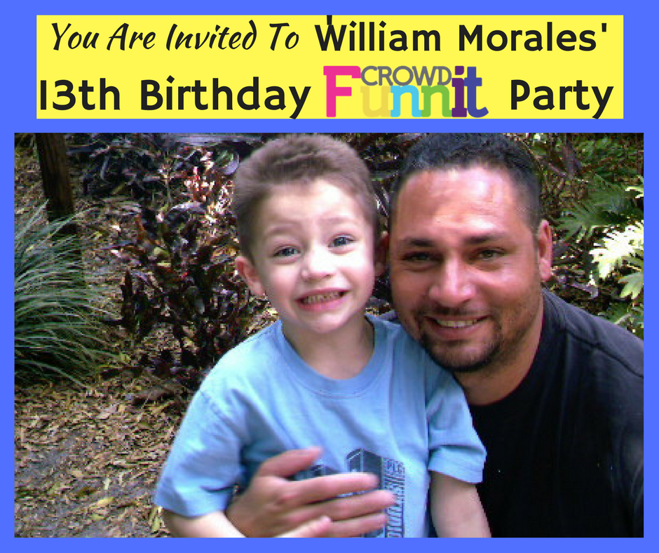 William Morales' 13th